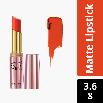 LAKME 9 to 5 Primer and Matte Lipstick